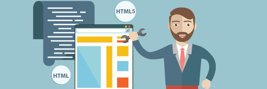 HTML5: O Que ele Traz de Diferente e Quais as Vantagens sobre o HTML?
