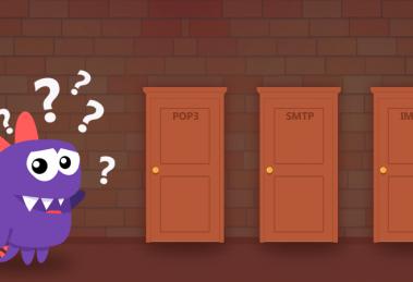 tutorial para aprender como seu email funciona pelas portas mais comuns