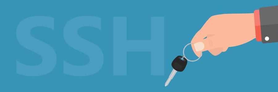Como configurar chaves SSH