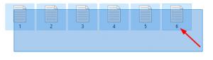 selecionar a listagem de arquivos