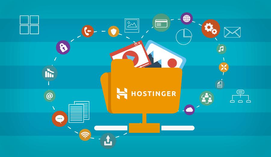 Como utilizar o gerenciador de arquivos da Hostinger