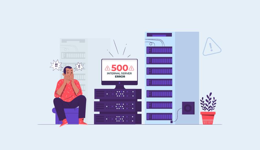 HTTP Erro 500: Como Corrigir o Erro Interno no Servidor WordPress
