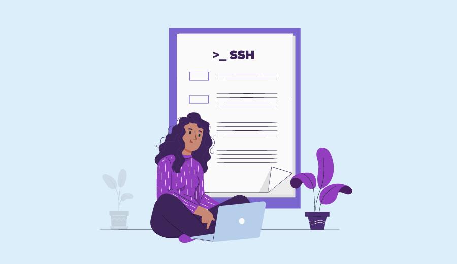 Lista de Comandos SSH