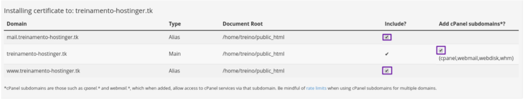 installing ssl resale