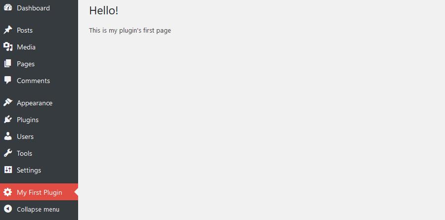 link do plugin wordpress criado por você no painel de controle