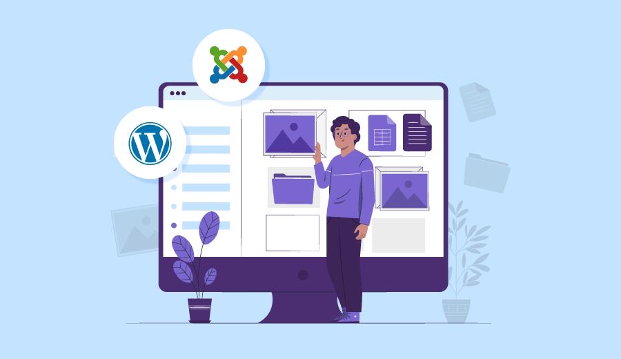 Joomla! ou WordPress: qual CMS você deveria usar?