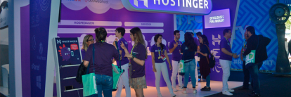 Hostinger participa do rd summit 2017