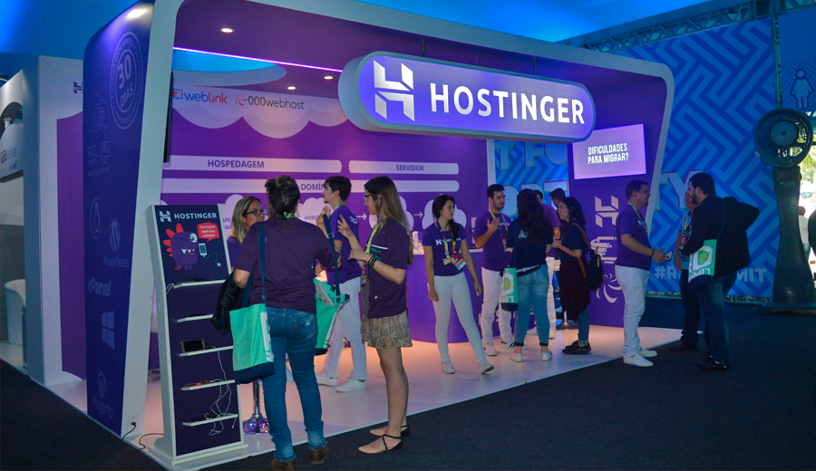 Hostinger participa do rd summit 2017