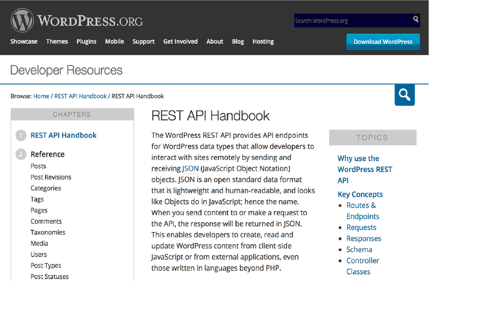 Hostinger - Guia do iniciante para API REST do WordPress