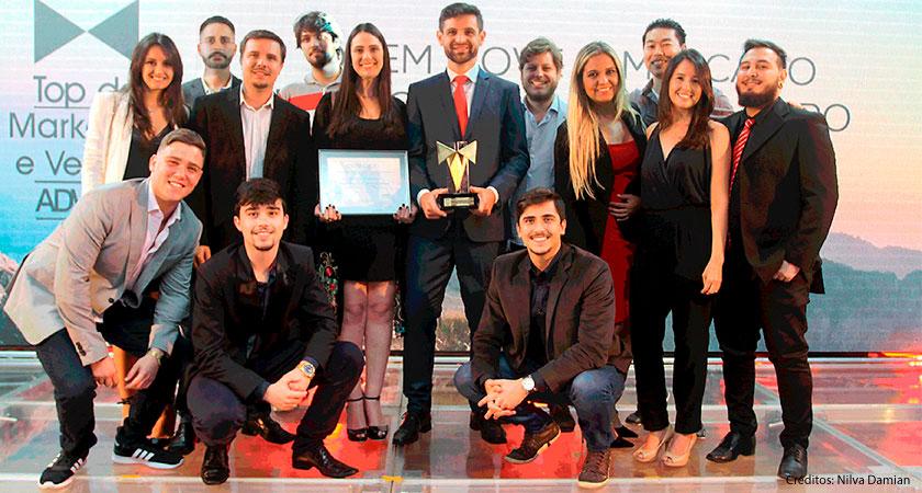 ADVB/SC: Hostinger ganha prêmio na categoria tecnologia