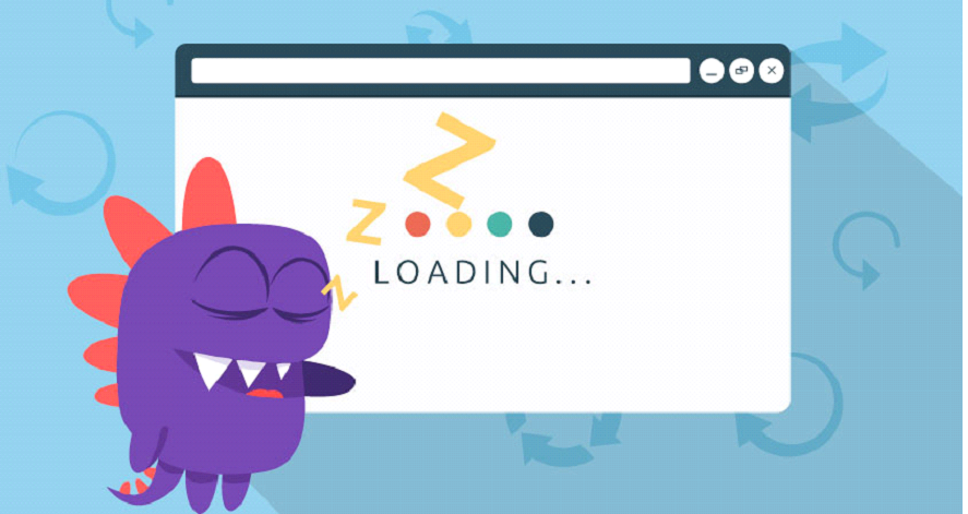 SEO Tips - slow loading