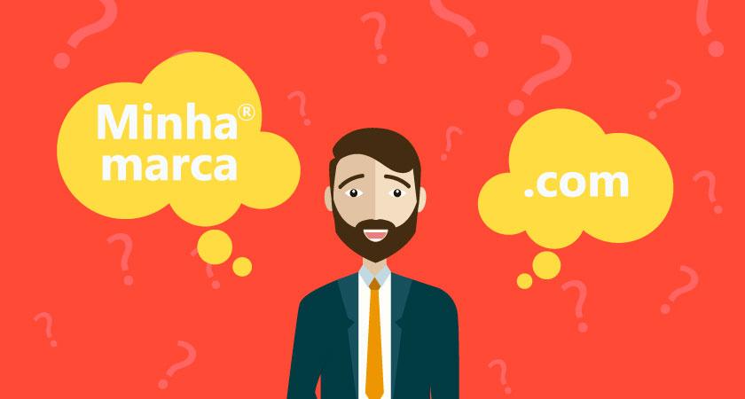 Registro de Domínio x Registro de marca: tudo o que você precisa saber