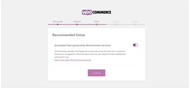Calculator rates woocommerce