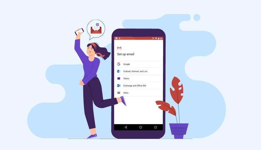 Como Configurar Email no Android – Passo a Passo