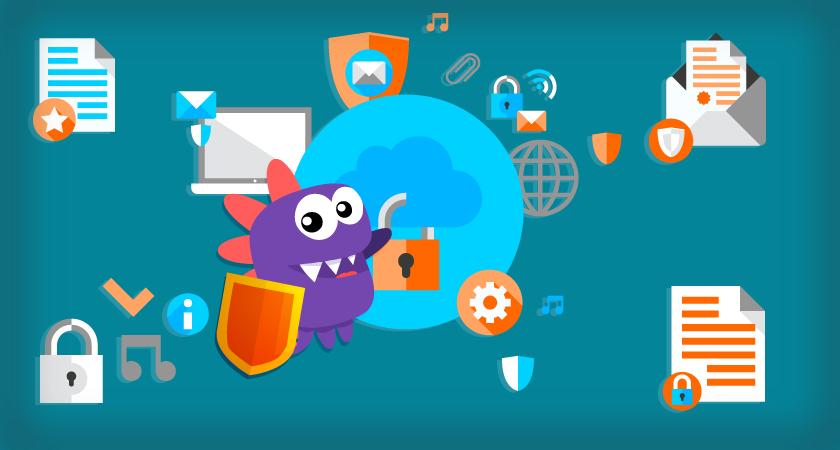 Entre as vantagens de usar FTP estão simplicidade de uso, configuração única e proteção com login e senha