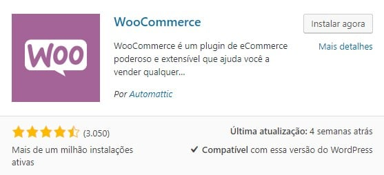 plugin woocommerce wordpress