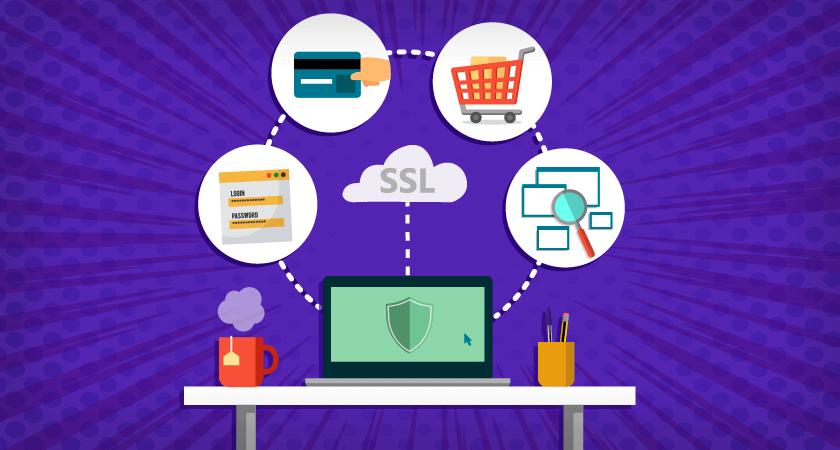 Benefícios do SSL: proteção de dados e segurança nas transações