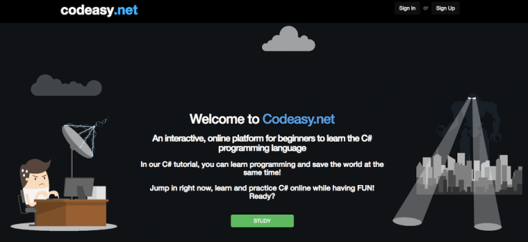 aprenda como programar no codeasy com um jogo de aventura