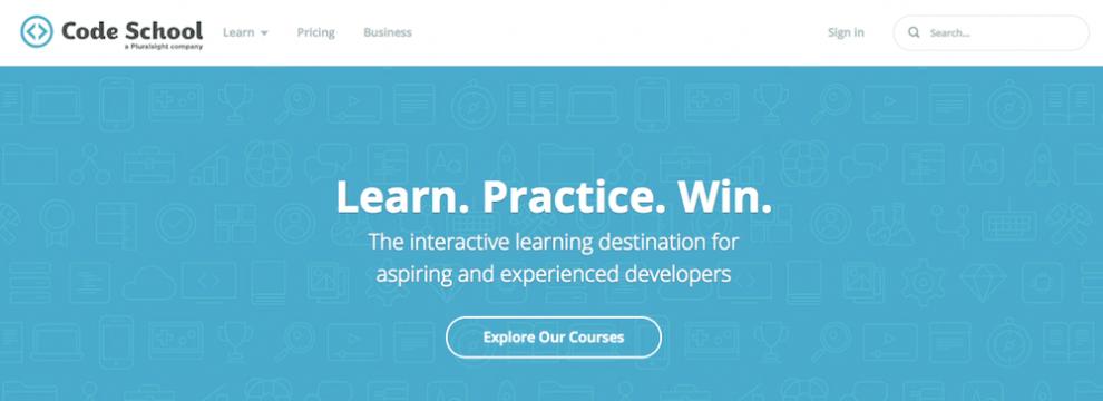 curso do code school para saber como programar sem gastar dinheiro