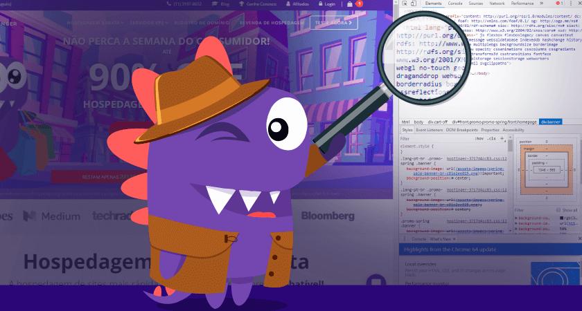 como funciona o html