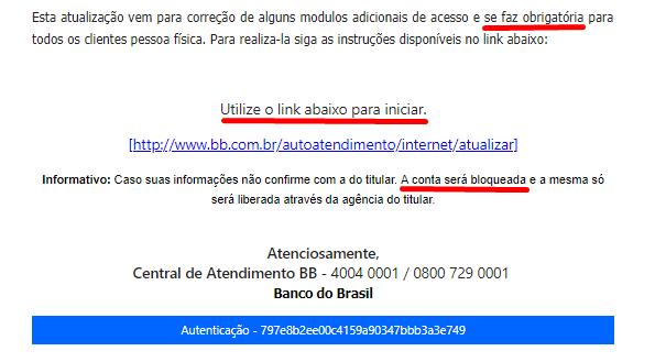 email phishing 4