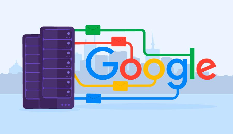 Como utilizar o servidor SMTP do Google