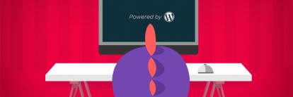 aprenda a remover o orgulhosamente desenvolvido com wordpress do seu site wordpress