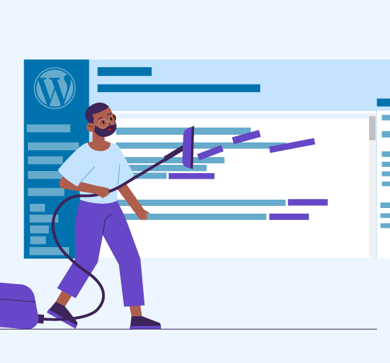 ilustração para conteúdo sobre remove query strings from static resources
