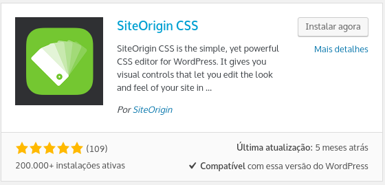 plugin example to add custom css