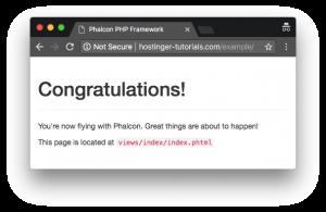 phalcon-framework