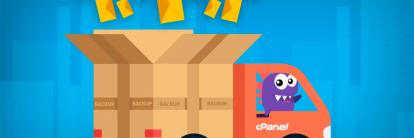 aprenda como fazer backup de emails e mensagens no cpanel