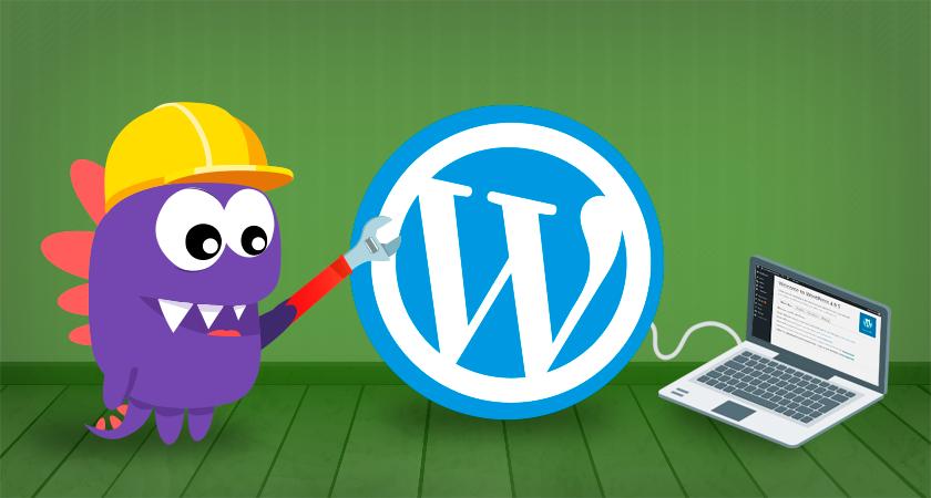 tutorial de como atualizar o seu site wordpress