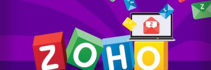 Como configurar Zoho Mail para enviar e receber email