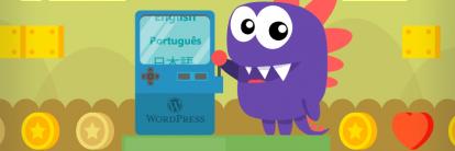 como alterar o idioma do wordpress
