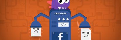 Como usar o debug do facebook