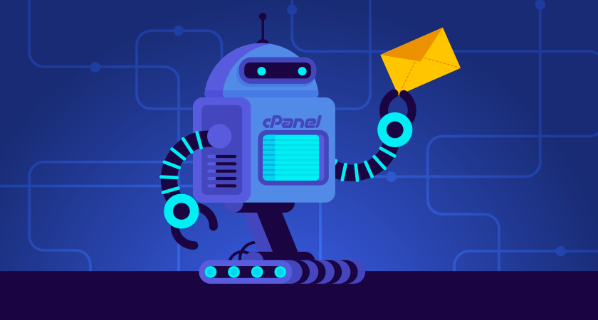 Como criar uma resposta automática de recebimento de email no cPanel