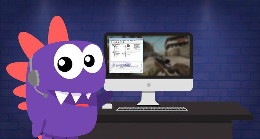 tutorial de como criar um servidor no TS 3
