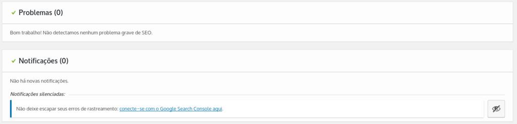 Yoast SEO plugin configuring
