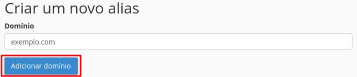alias-domínio-cpanel