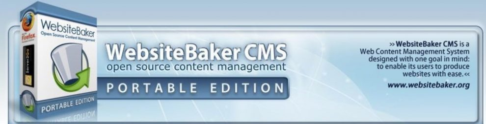 the websitebaker is one of the alternatives to wordpress