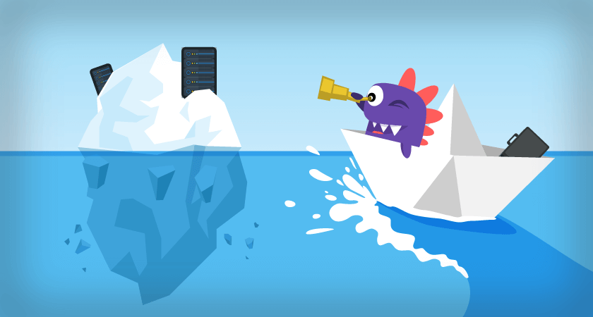 Web hosting is just the tip of the iceberg in conversion optimization of your site