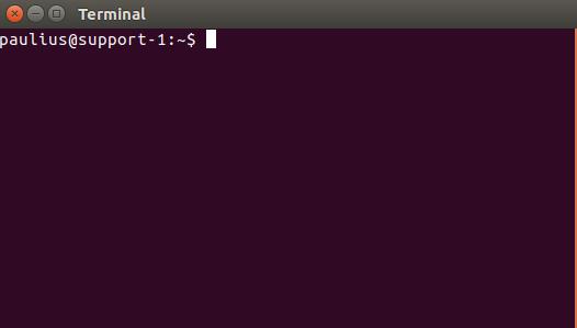 janela terminal do linux para verificar porta 21 FTP bloqueada