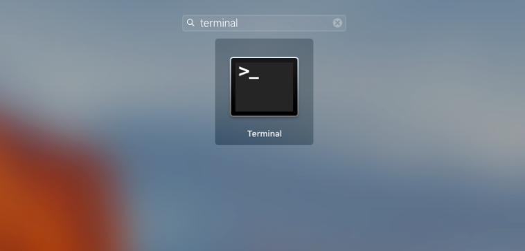 launcher de acesso ao terminal do mac para verificar porta 21 FTP bloqueada