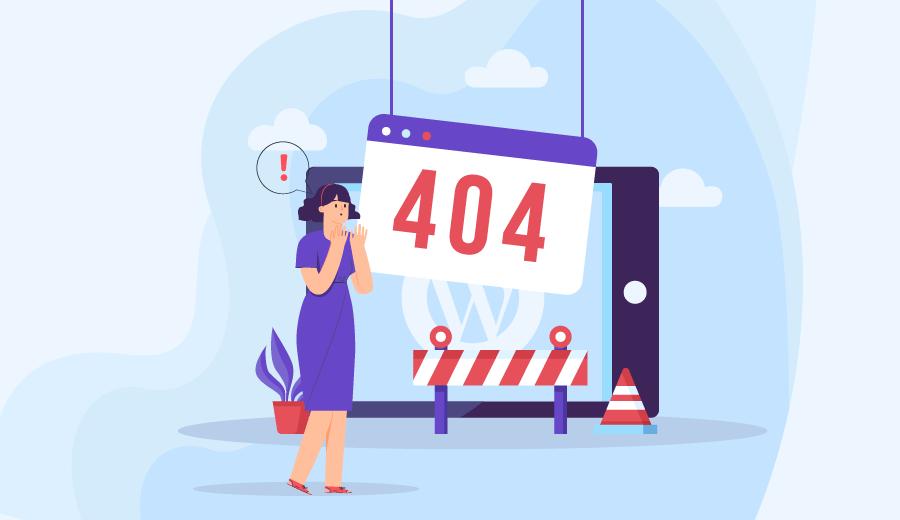 Como Corrigir o Erro 404 em Páginas e Posts do WordPress (4 Métodos)
