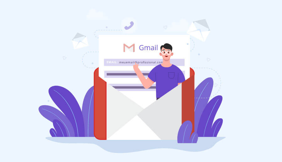 Como Criar Email Com Domínio Próprio no Gmail