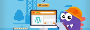 tutorial de como adicionar botão de doação do paypal no WP