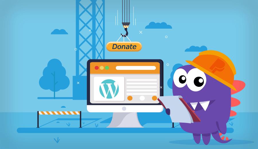Como Criar Botão de Doação PayPal e Adicioná-lo ao WordPress