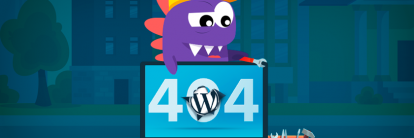 tutorial para aprender a como corrigir o erro 404 WordPress em páginas e posts