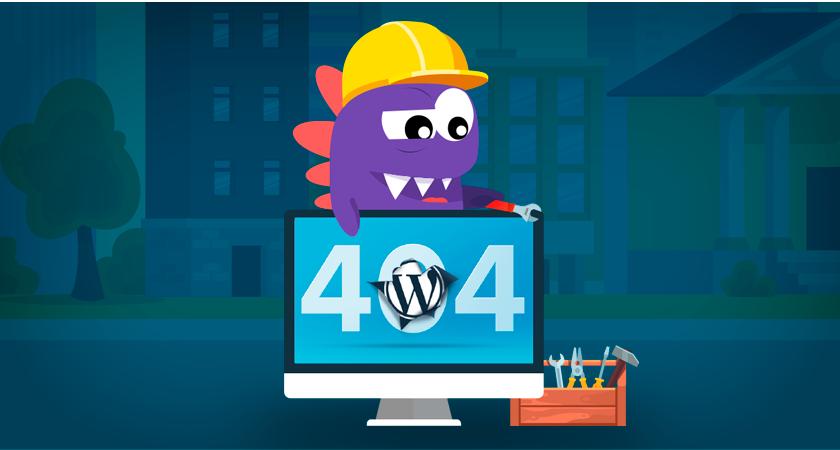 Como corrigir o Erro 404 em páginas e posts do WordPress (3 Métodos)