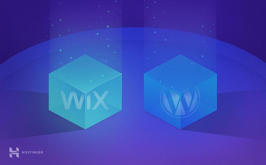 Como migrar wix para WordPress